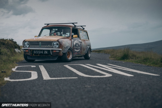 2020 Mini Estate Supercharged for Speedhunters by Paddy McGrath-11