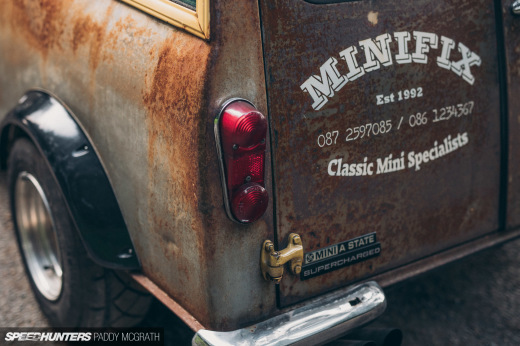 2020 Mini Estate Supercharged for Speedhunters by Paddy McGrath-22