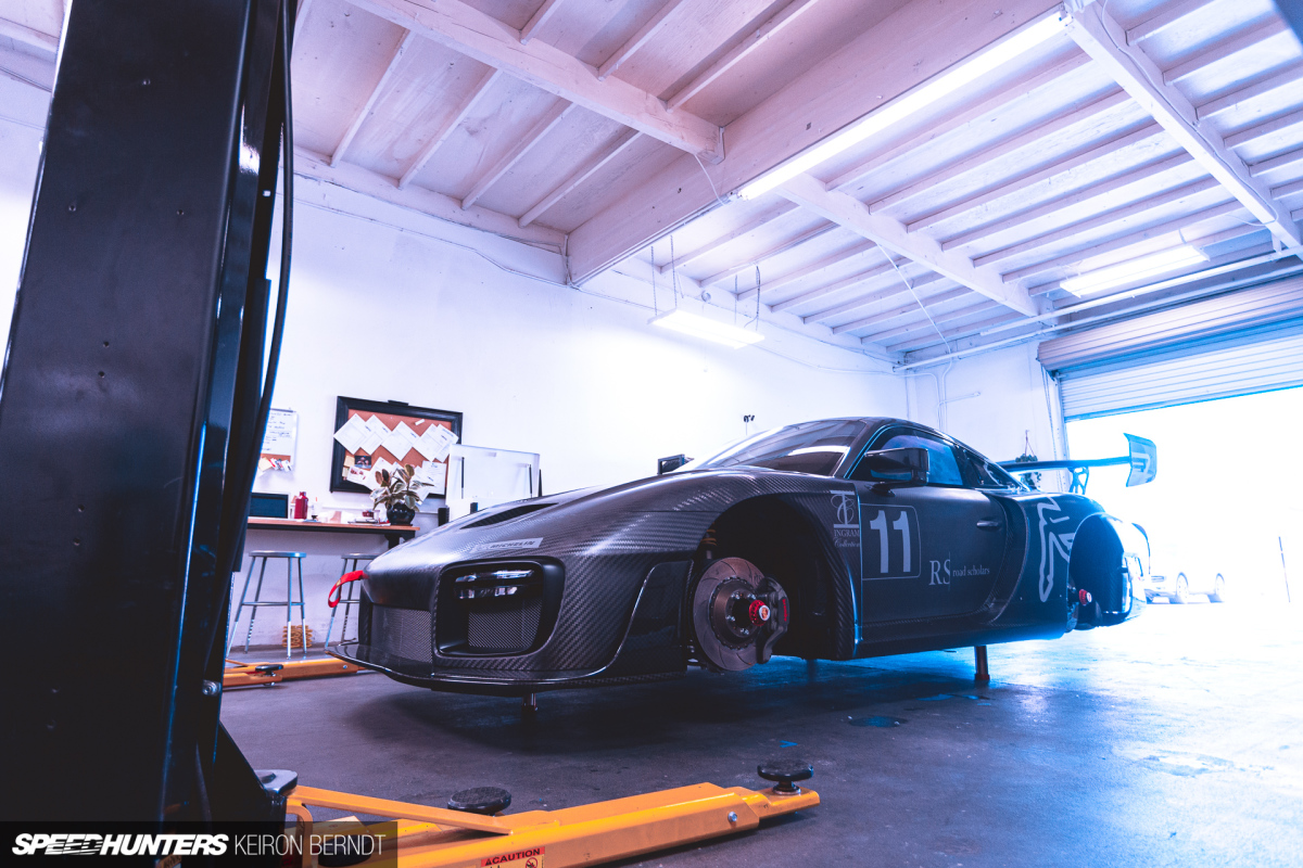 One Of 77: The Porsche 935 Returns To Motorsport