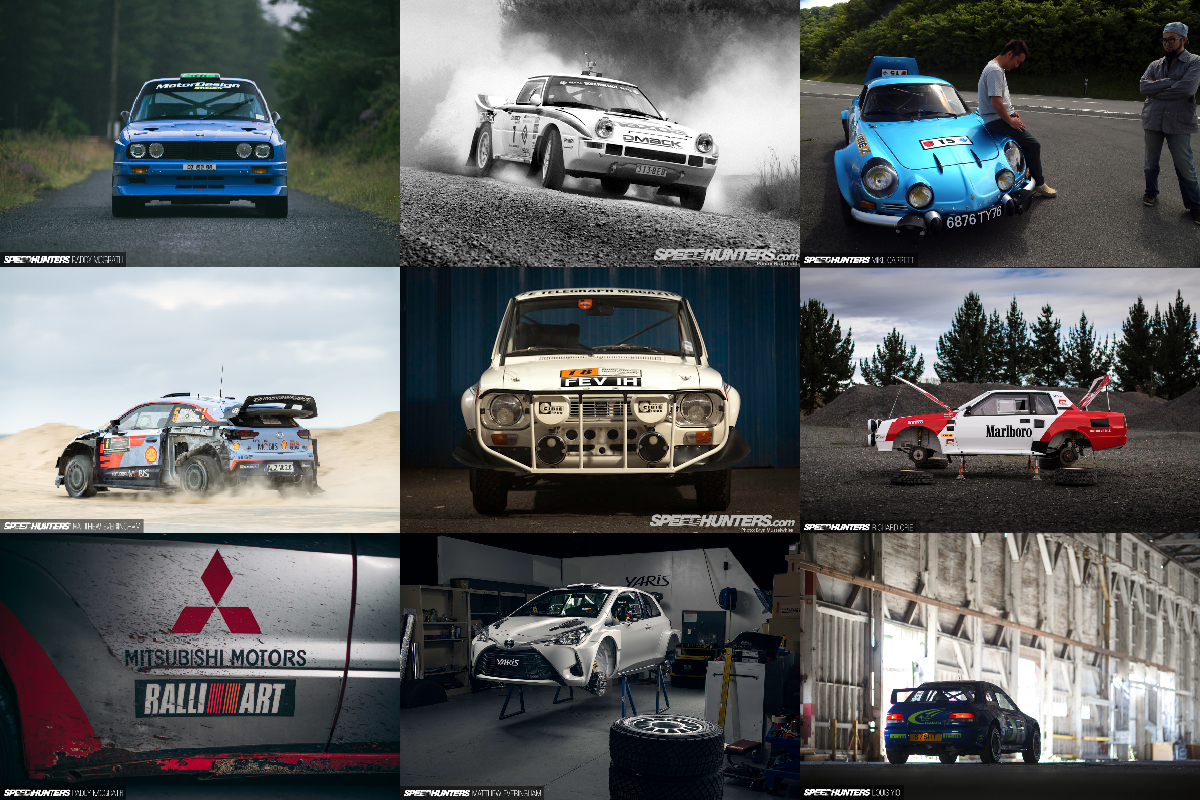 10 Of The Best: Rallying'sFinest