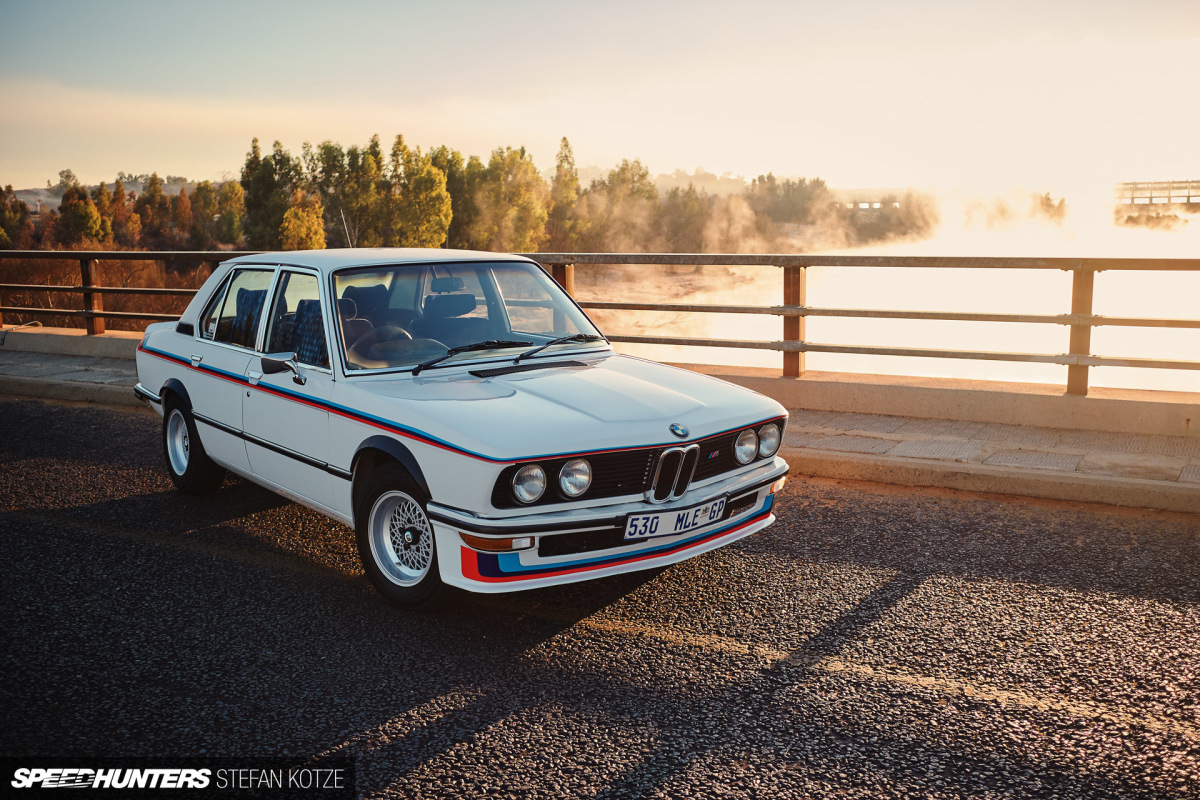 BMW 530 MLE: The First True M Car