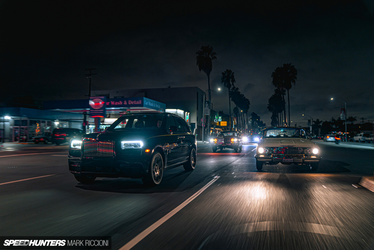 When Rolls-Royce Met California'sLowriders