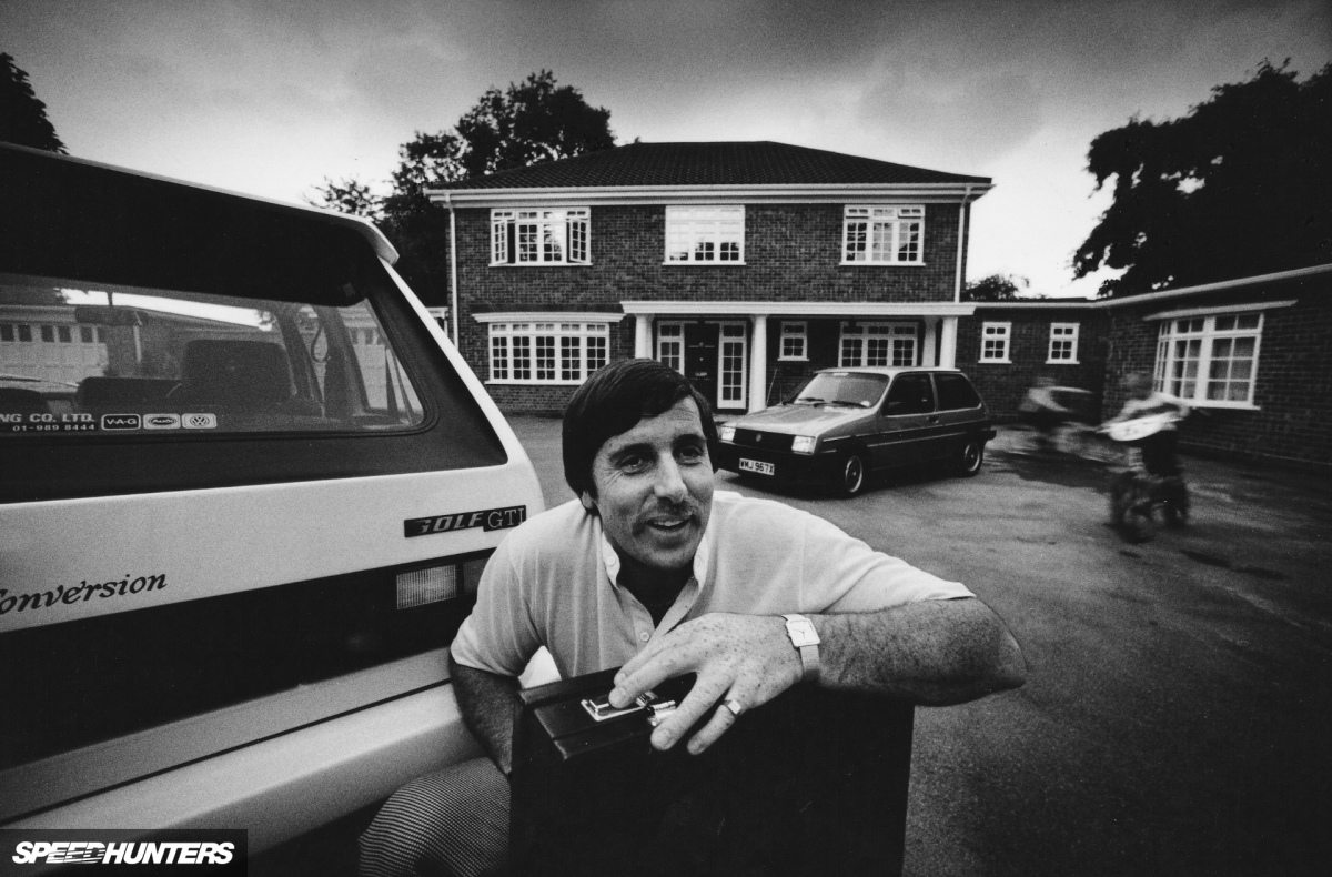 What Makes A Legend? Celebrating The Godfather Of UKTuning