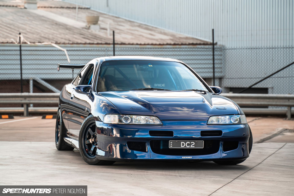Balancing Act: A K-Swapped Integra For The Street & Track