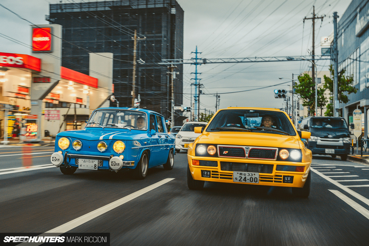 We Enjoy The Rally: Inside Autosport Iwase