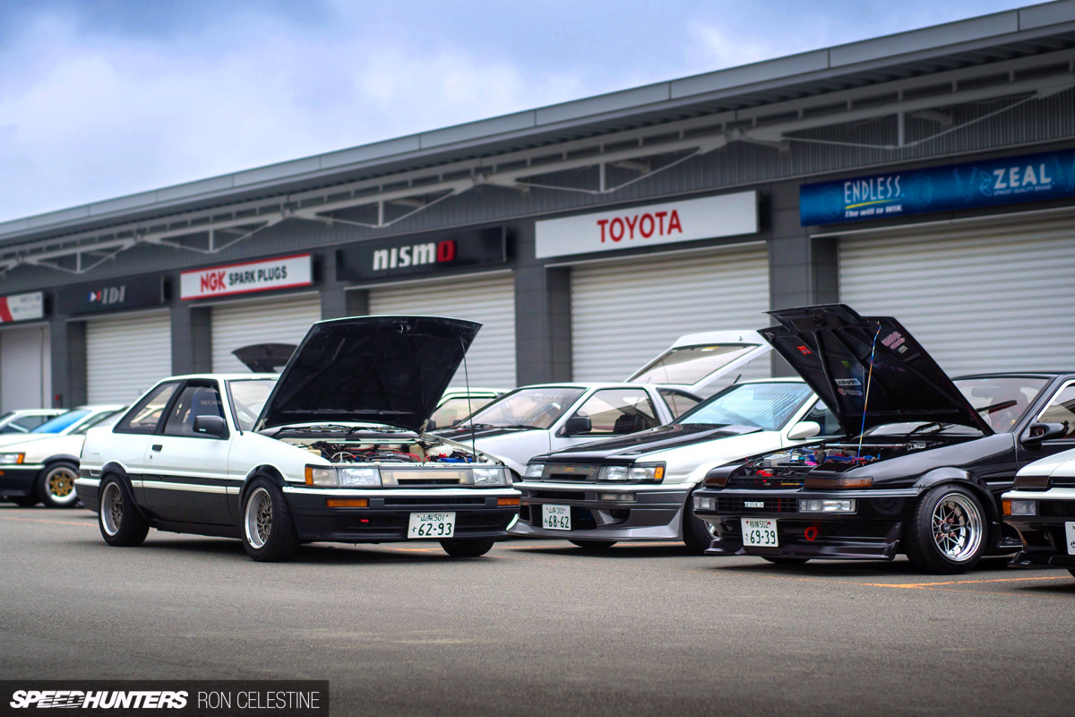 Editorial: 5 Video Reasons Why We Love The AE86