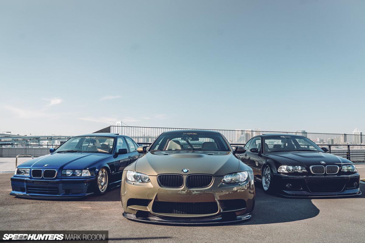 Air Lift Performance Icons: The BMWM3