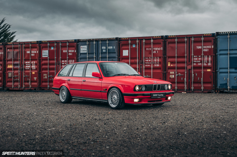 2020 BMW E30 Touring M50b25 for Speedhunters by Paddy McGrath-1