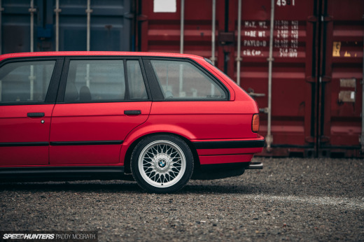 2020 BMW E30 Touring M50b25 for Speedhunters by Paddy McGrath-6