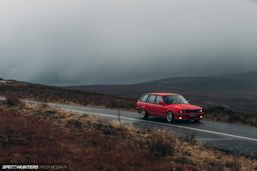 2020 BMW E30 Touring M50b25 for Speedhunters by Paddy McGrath-35
