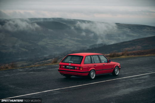 2020 BMW E30 Touring M50b25 for Speedhunters by Paddy McGrath-36