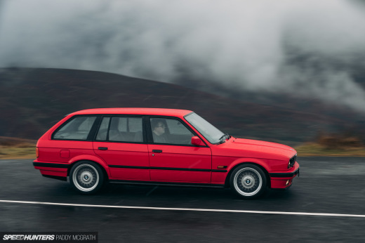 2020 BMW E30 Touring M50b25 for Speedhunters by Paddy McGrath-39