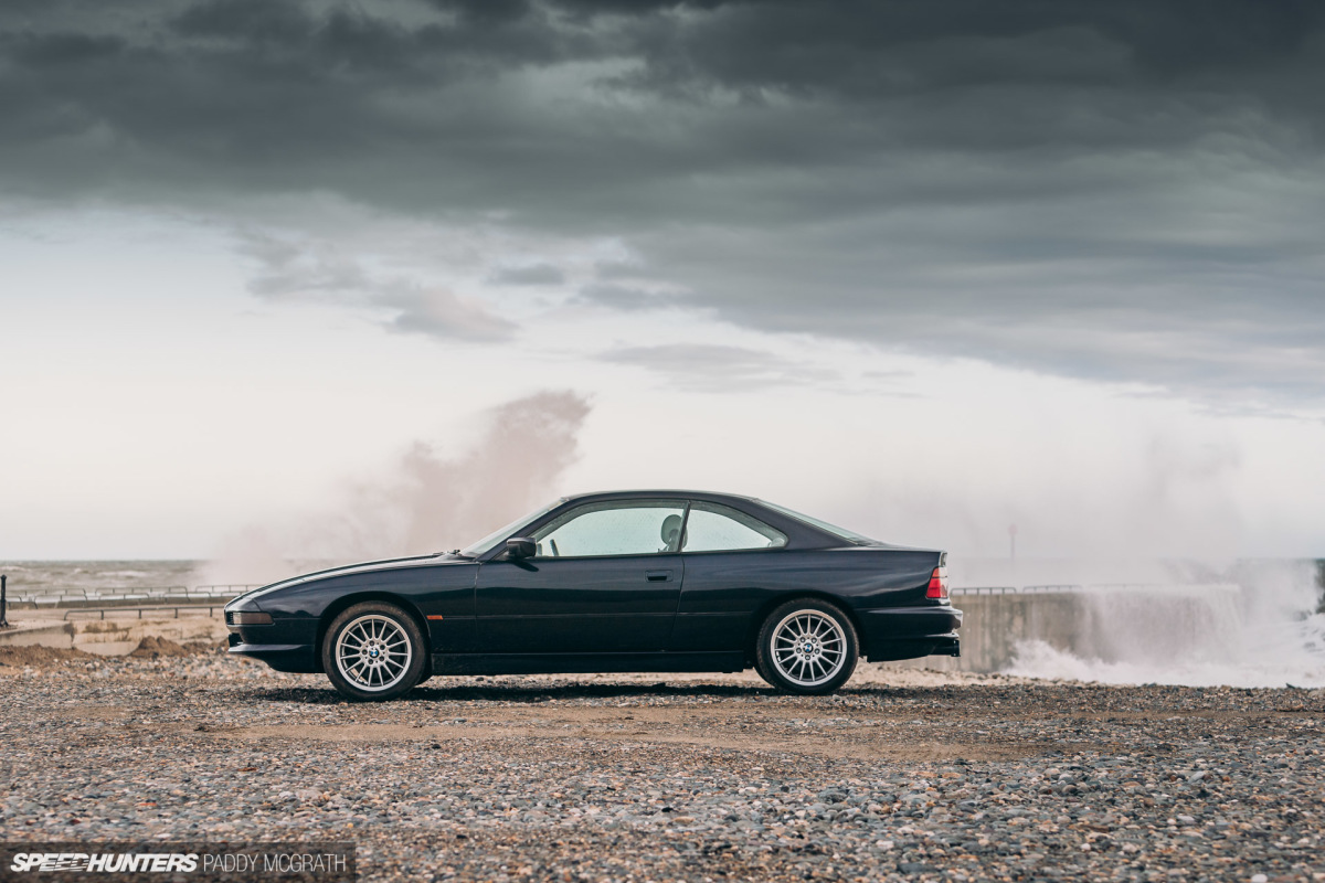 Converted: The Tesla-Powered BMW 8 Series