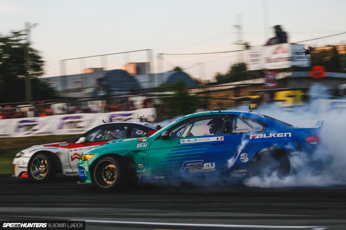 Going All-In At DriftMasters