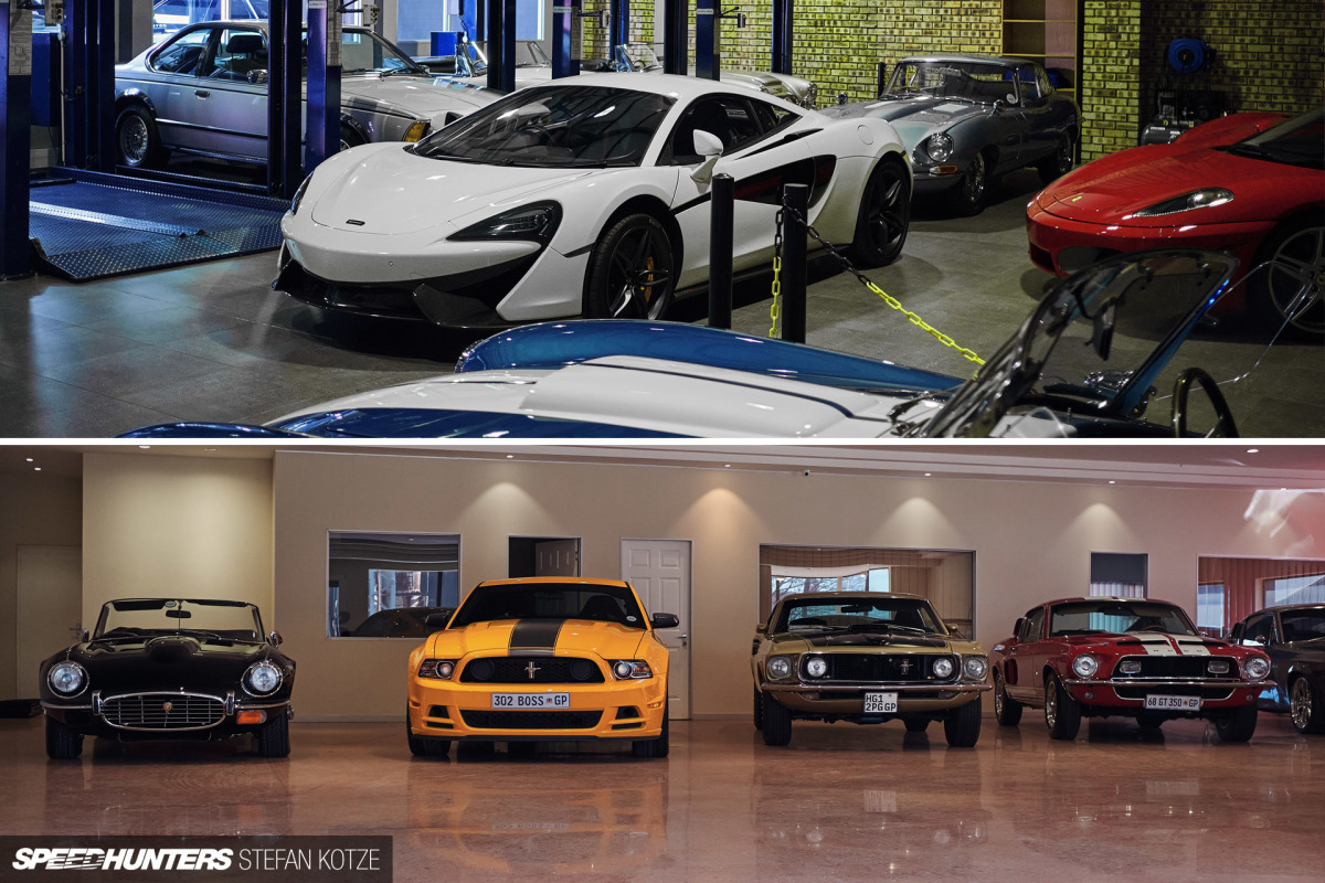 Man Caves Done Two Ways: Which Would YouHave?