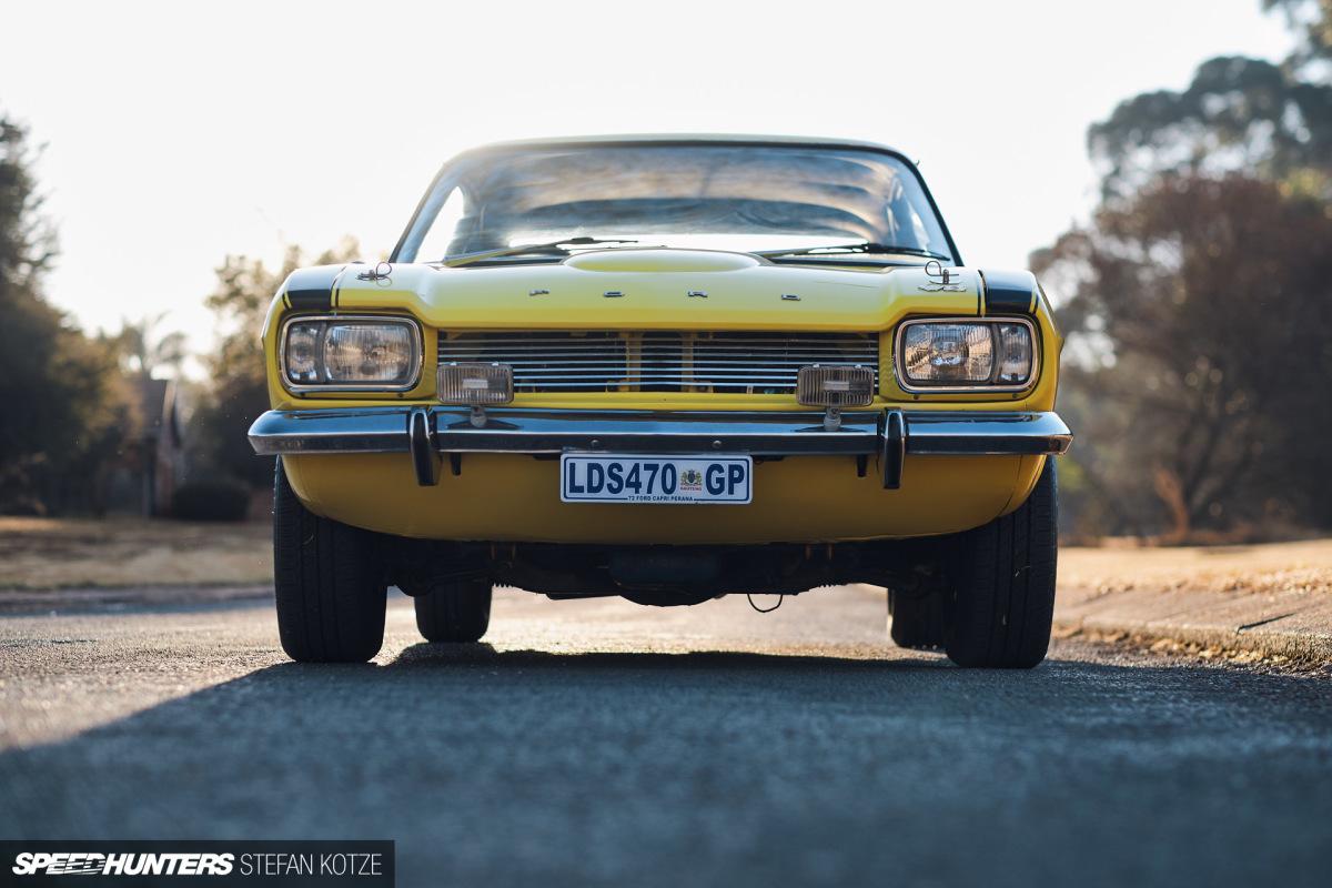Perana: The Ford Capri With V8Bite