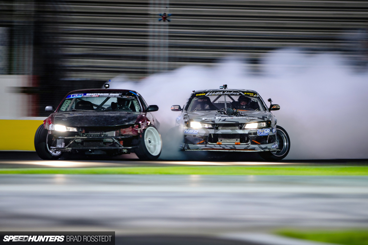 The Gambler: Welcoming Drift To E-Town Raceway