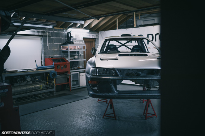 2020 Impreza S5 WRC Home Build Speedhunters by Paddy McGrath-9