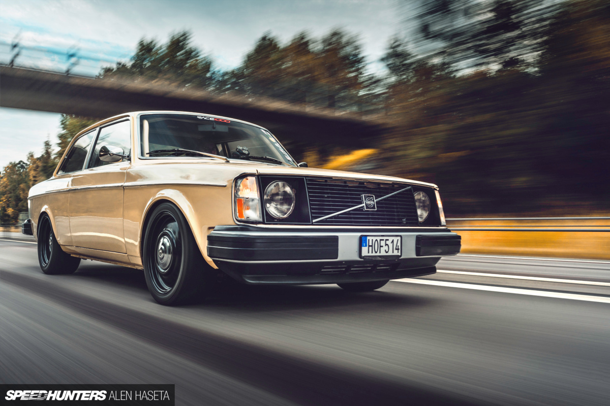 Street, Track, Strip: A 739hp Volvo 242 For All Occasions