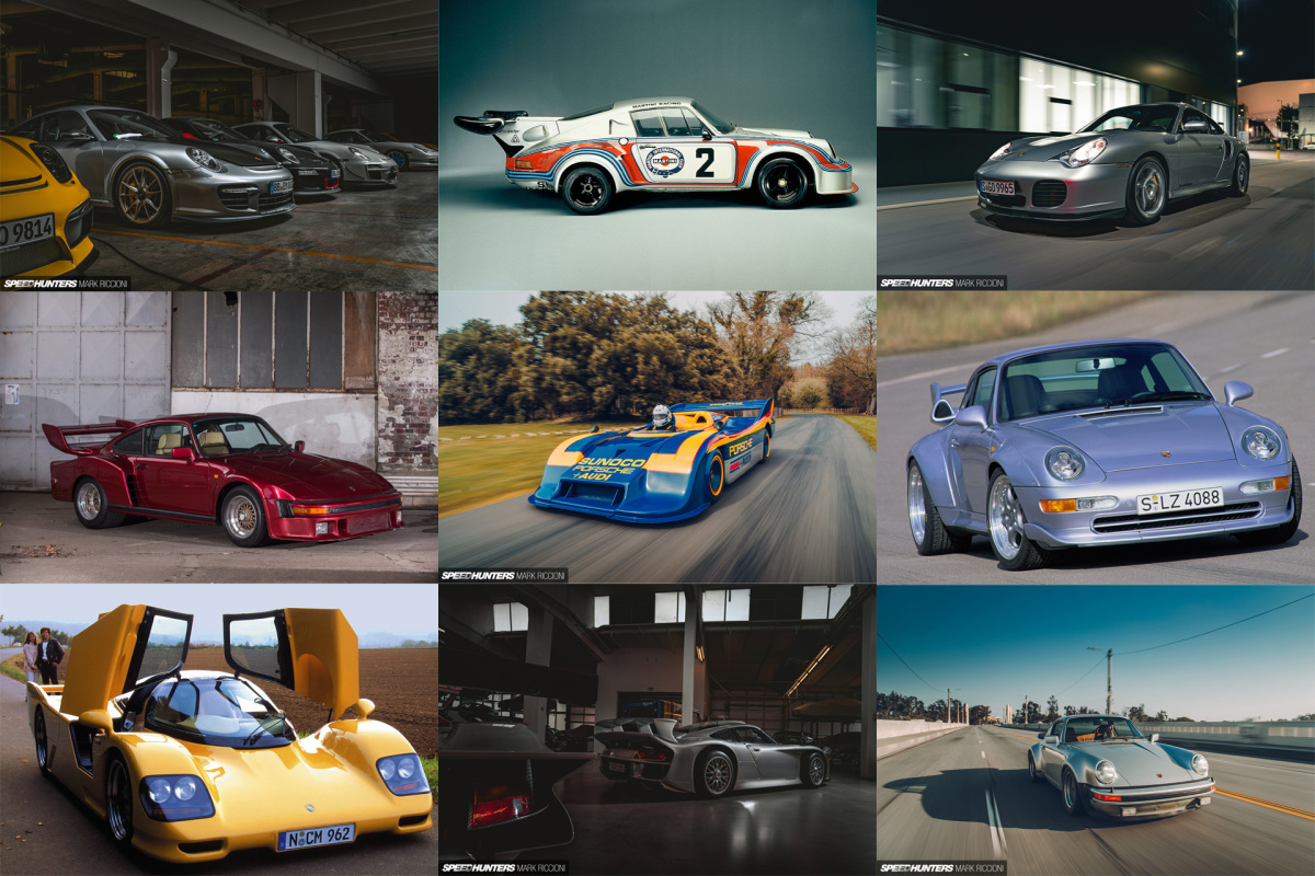 10 Of The Best: TurboPorsches