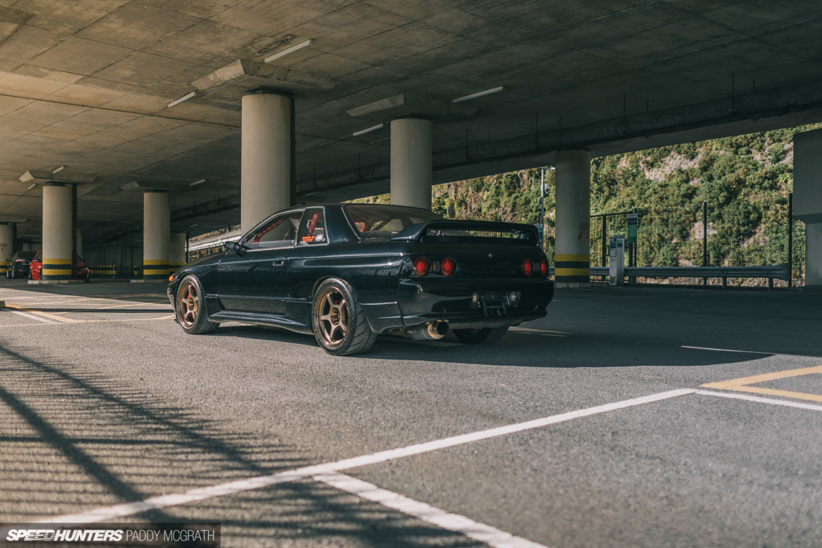 Balancing Act: Building An R32 For Track, Drift &Road