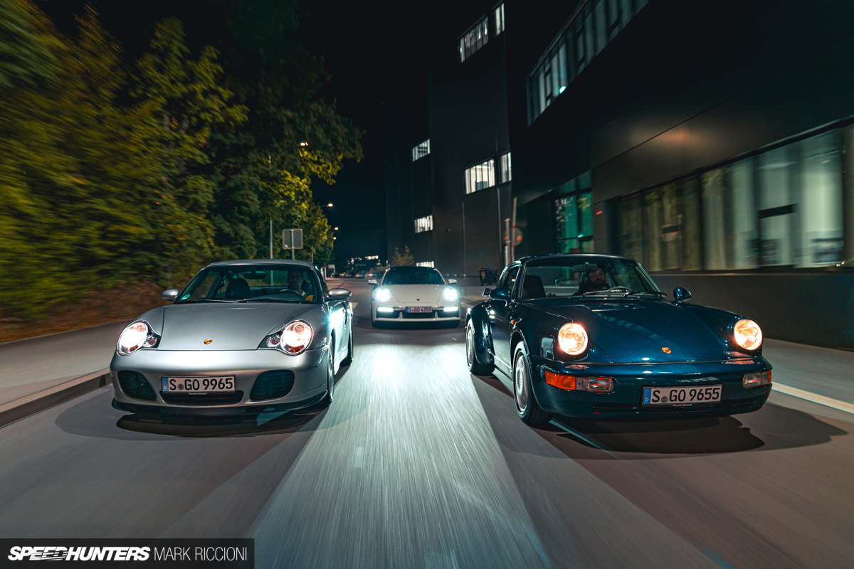 Why The Latest 911 Turbo Is Always The Greatest
