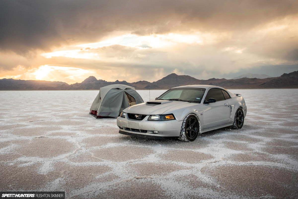 Bonneville Or Bust