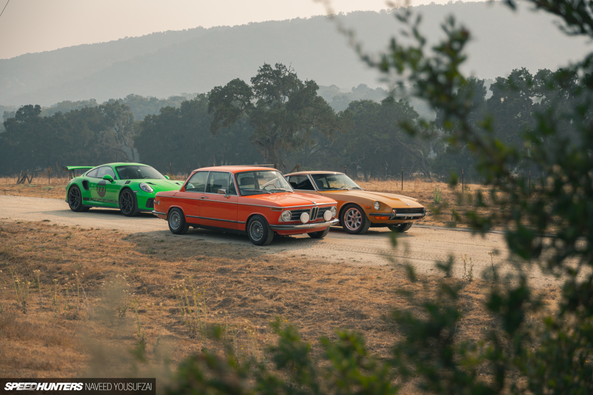 Driving While Awesome: Rally From Home