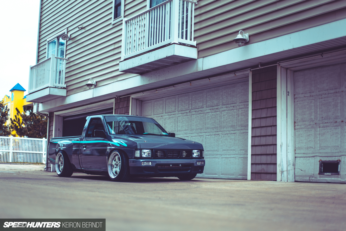 Mini Truckin' Lives On: A Drift-Spec Nissan Hardbody