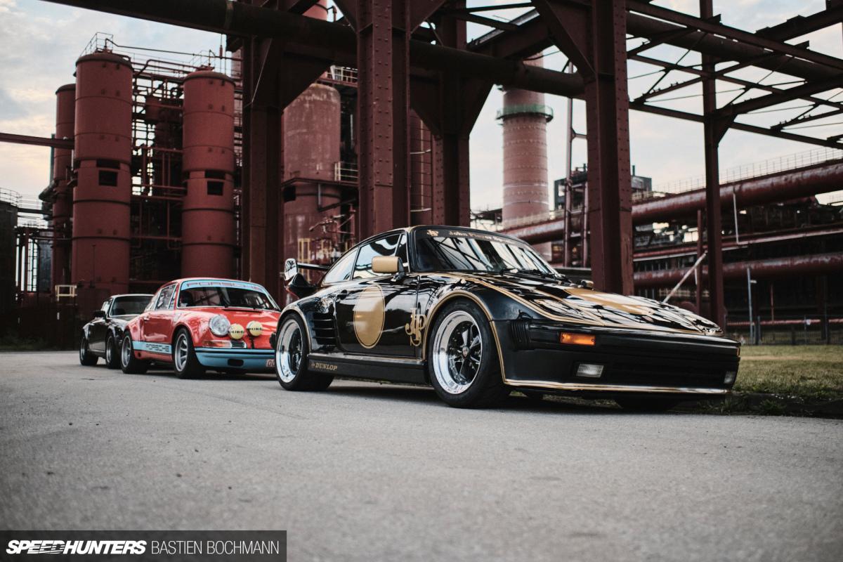 The Airtimes PorschePre-Meet