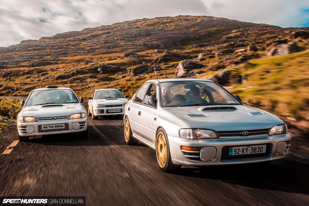 When Homologation Ruled The Roads