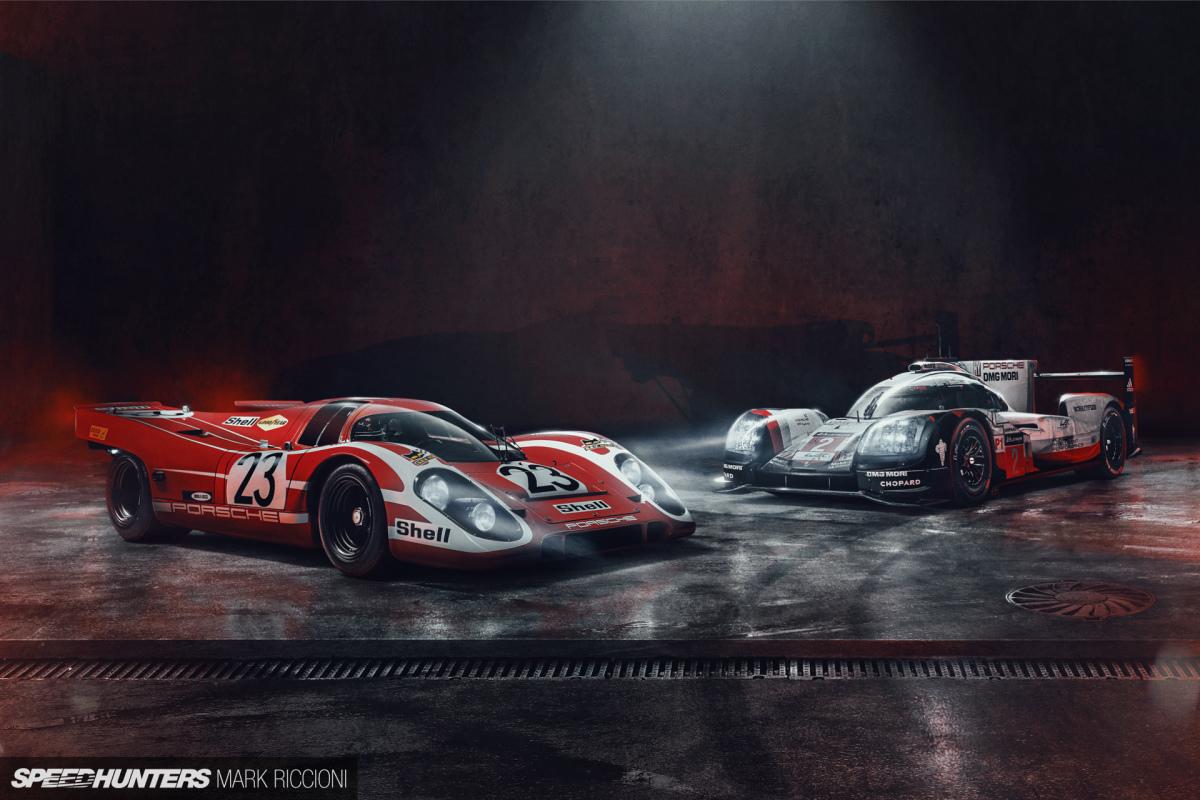 The Winning Formula: Porsche 917K & 919Hybrid