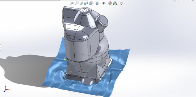 EG6 civic dry sump tank cover CAD