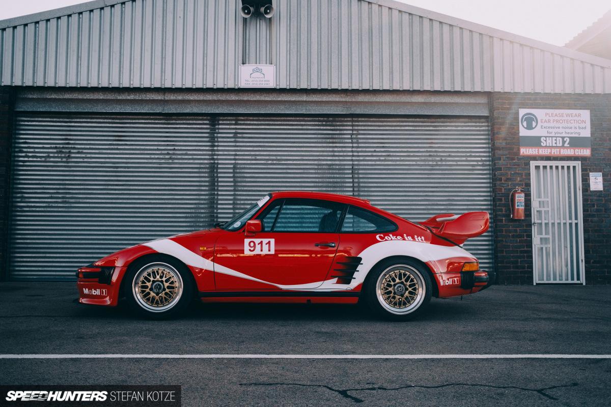 When A Genuine Porsche 930 Turbo Slantnose Isn'tEnough…