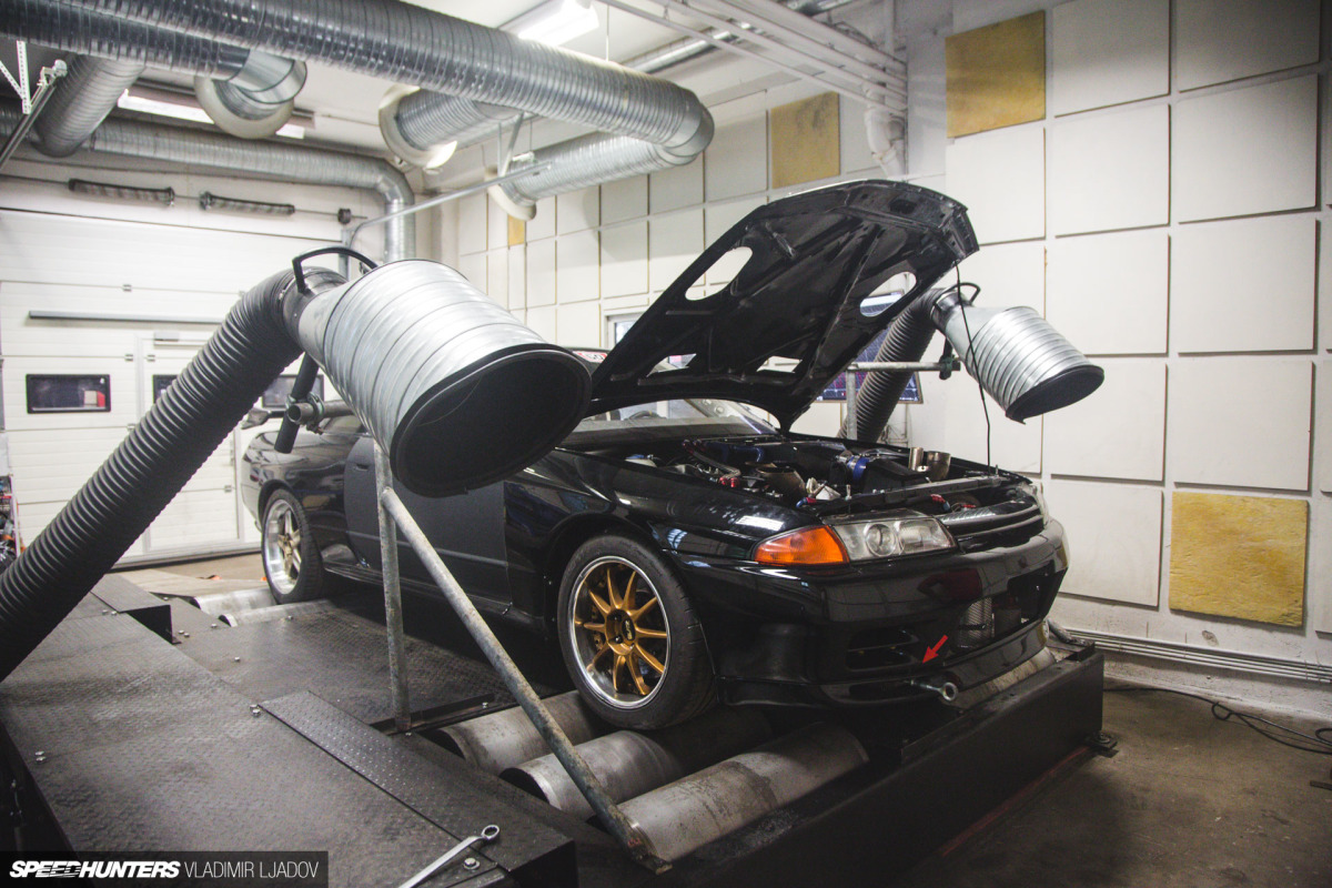 Meet Estonia's 1,500hp, 400km/h R32 Skyline GT-R