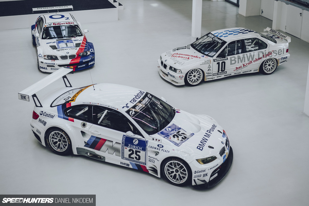 Decade In Waiting: BMW's Return To N24 Glory