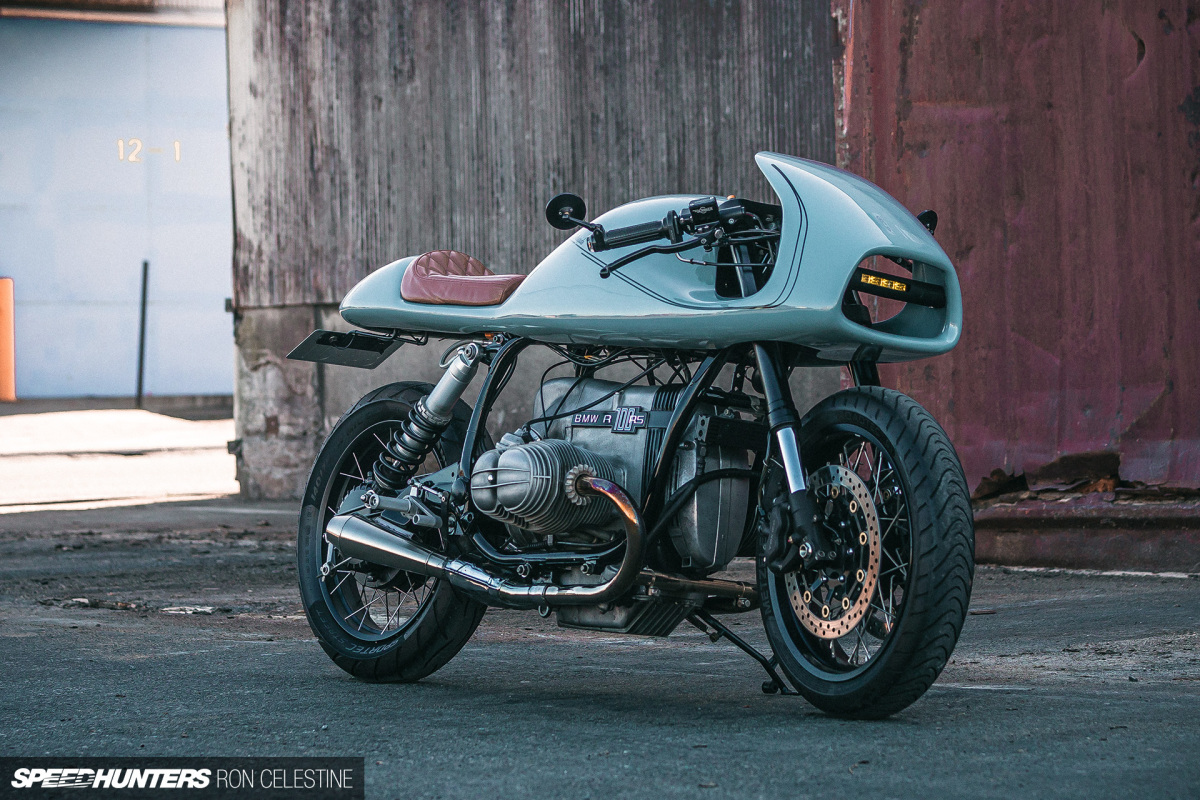 Design Without Compromise: L'Intrépide Cafe Racer