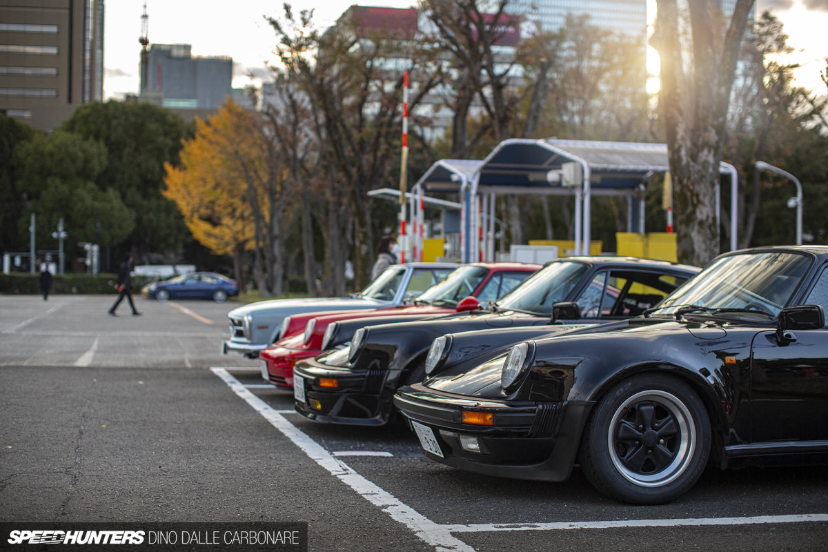 Tokyo Coffee & Cars: The German Edition