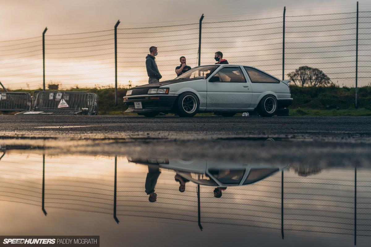 86FEST Ireland: Corollas AmidCOVID