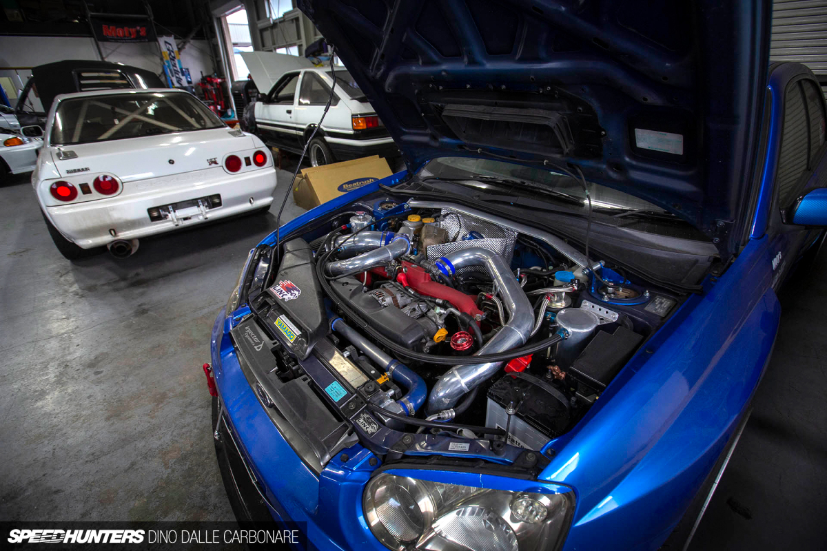 JDM Tuning Is Alive & Awesome At Garage Yamago