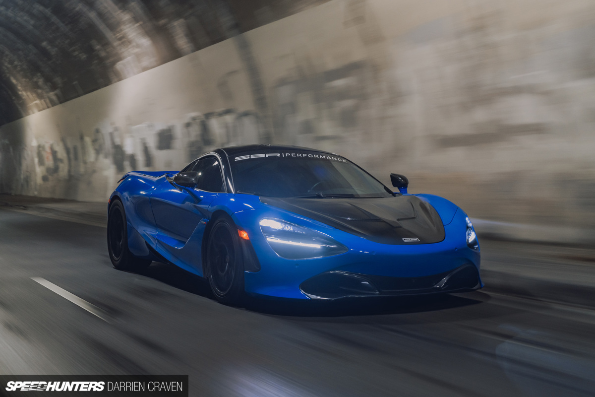 How Fast Can You Make A McLaren 720S?