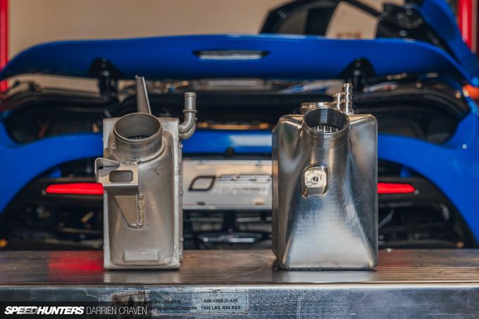 Speedhunters x CSF-50