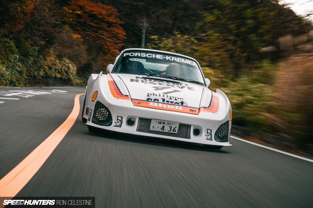 Ones Man's Mission To Create His Perfect PorscheSupercar