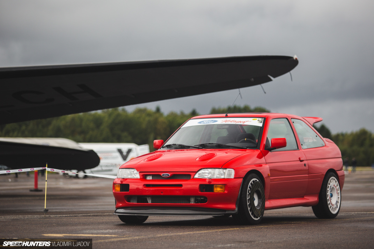 Finding Perfection In A 500hp Ford Escort RSCosworth