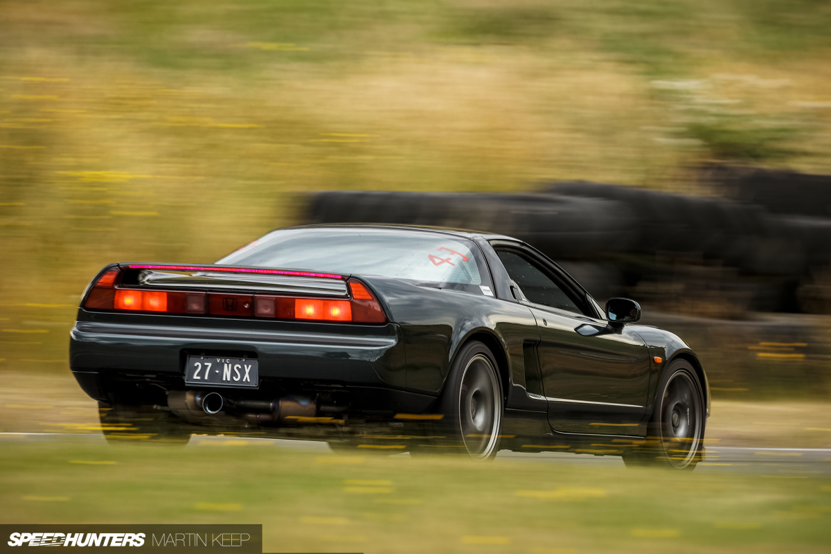 Project NSX: Chasing Perfection vs. When To Stop