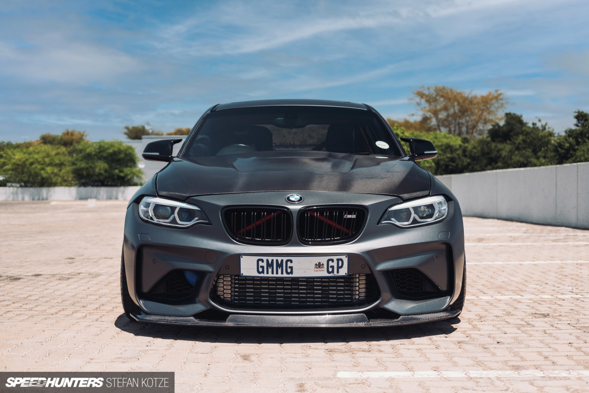Forcing Three Into Two: A Triple-Turbo Diesel BMW 2Series