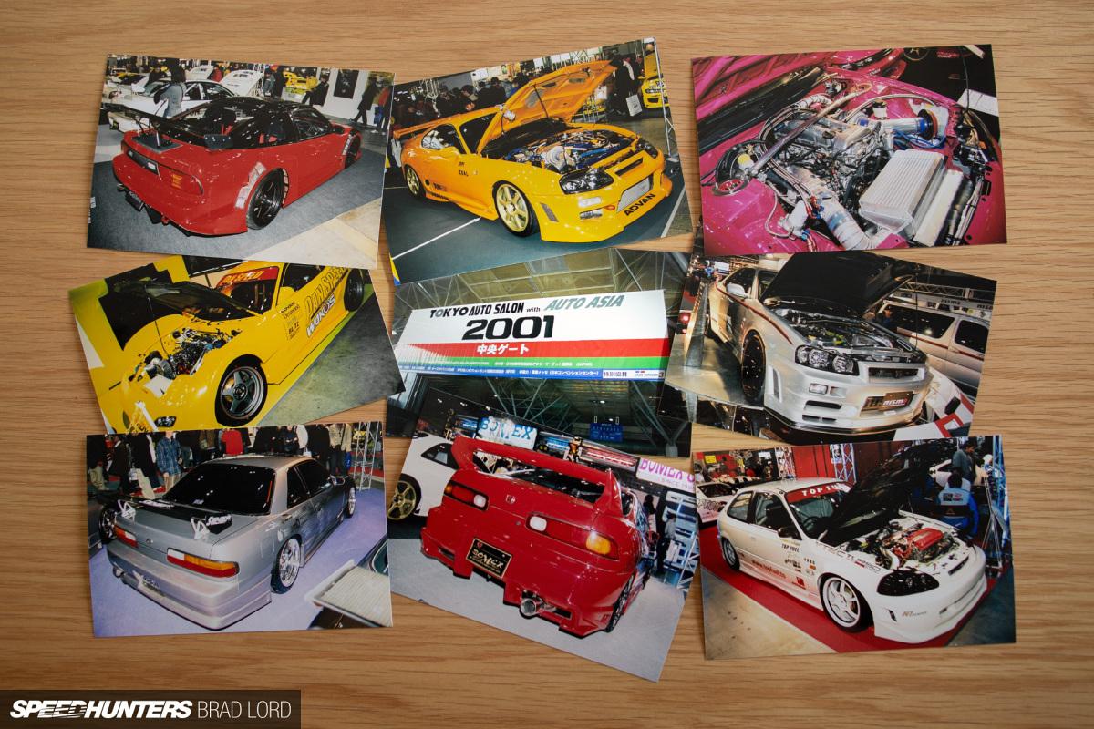 Tokyo Auto Salon… 20 YearsAgo