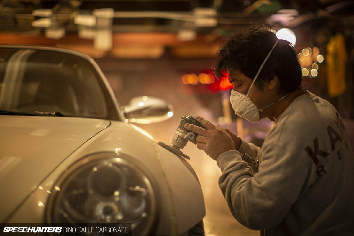 Making The RWB 997: Part 2