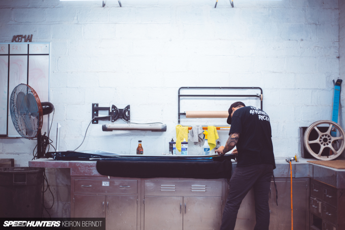 Suprlife Studio Tour - Speedhunters - Keiron Berndt - Let's Be Friends-1081