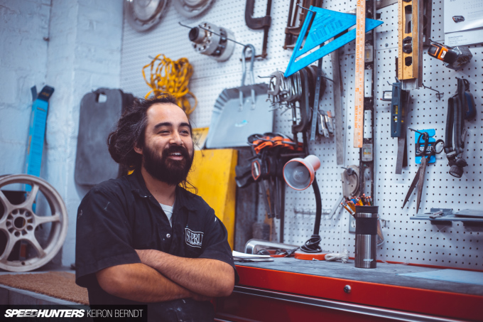 Suprlife Studio Tour - Speedhunters - Keiron Berndt - Let's Be Friends-1596